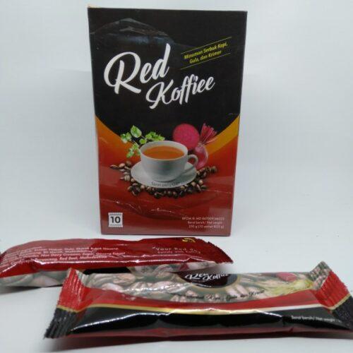 kopi merah