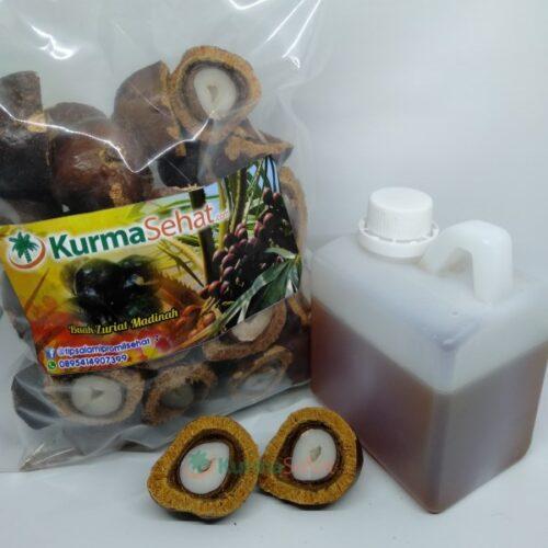 Paket promil zuriat madinah belah dan madu murni