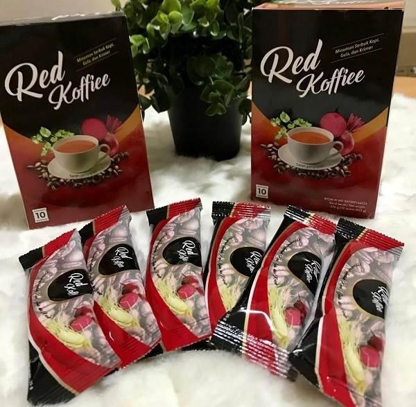 Khasiat Red Koffiee