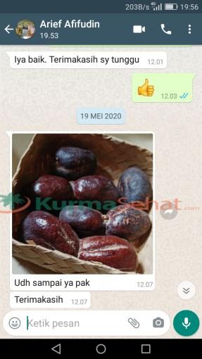 testimoni buah zuriat
